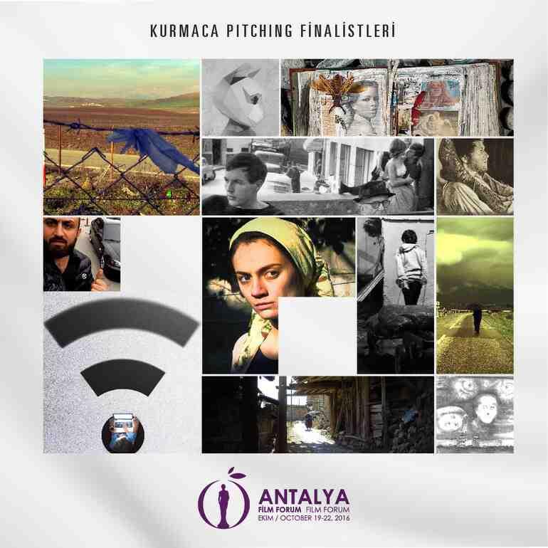 Antalya Film Forum 2016da yarışacak projeler belli oldu